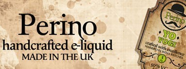 Perino London Gourmet E-Liquid